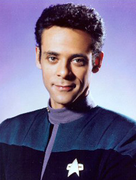 Alexander Siddig dans Star Trek Deep Space Nine