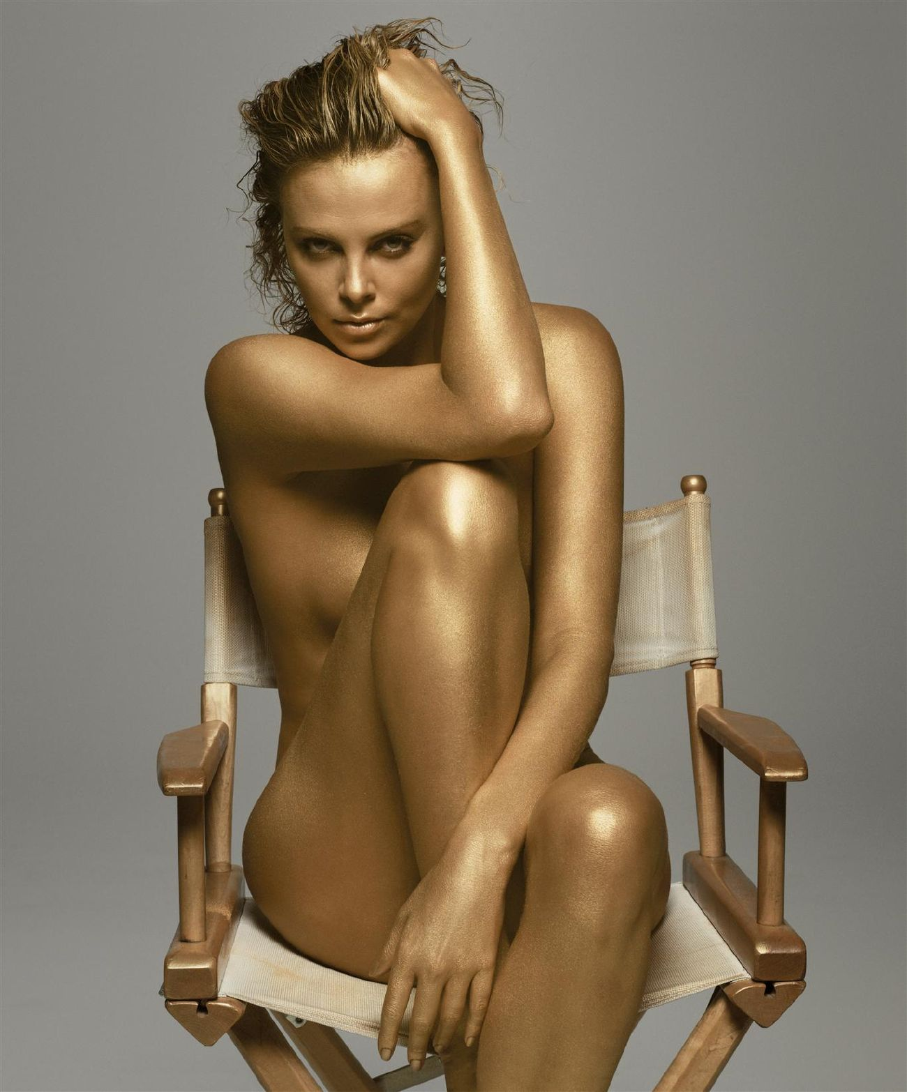 Très sexy Charlize Theron