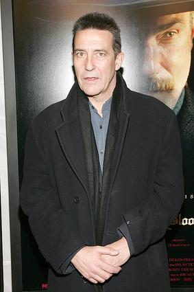 ciaran hinds and helene patarot. ciaran hinds and helene