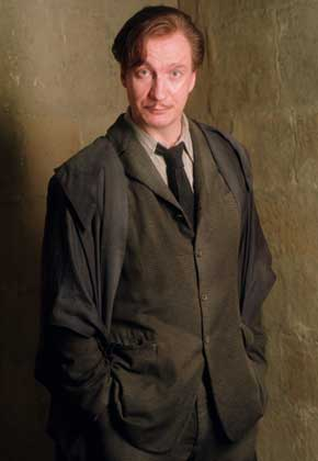 David Thewlis la saga Harry Potter