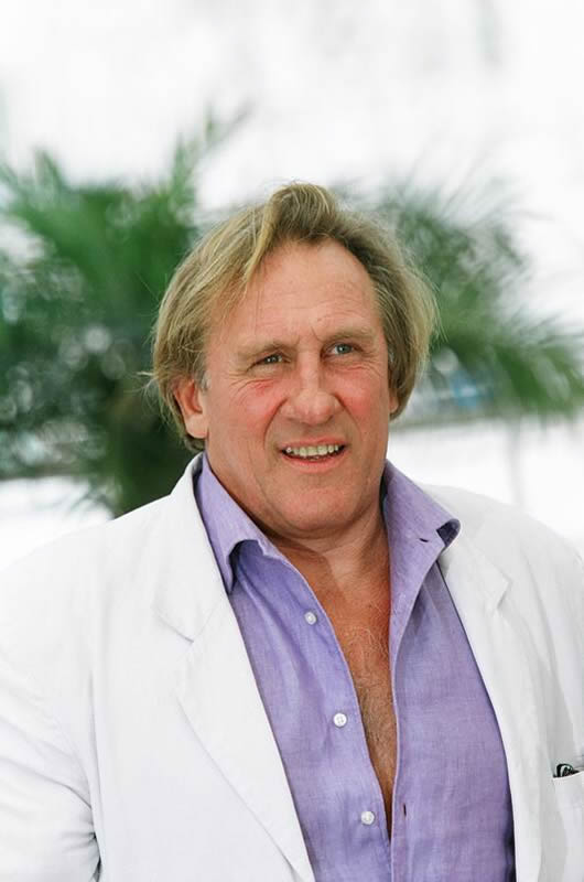 Gerard Depardieu - Photo Actress