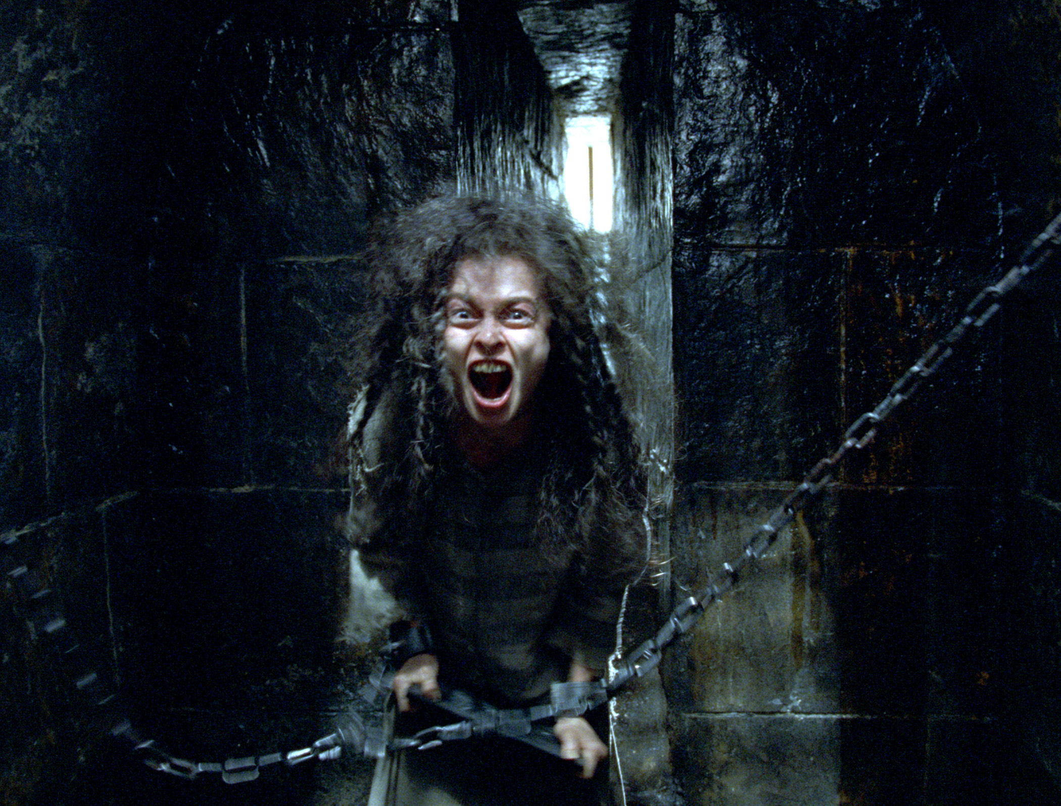 Helena Bonham Carter dans Harry Potter