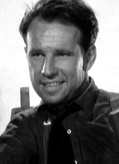 Hume Cronyn dans Lifeboat, d'Alfred Hitchcock