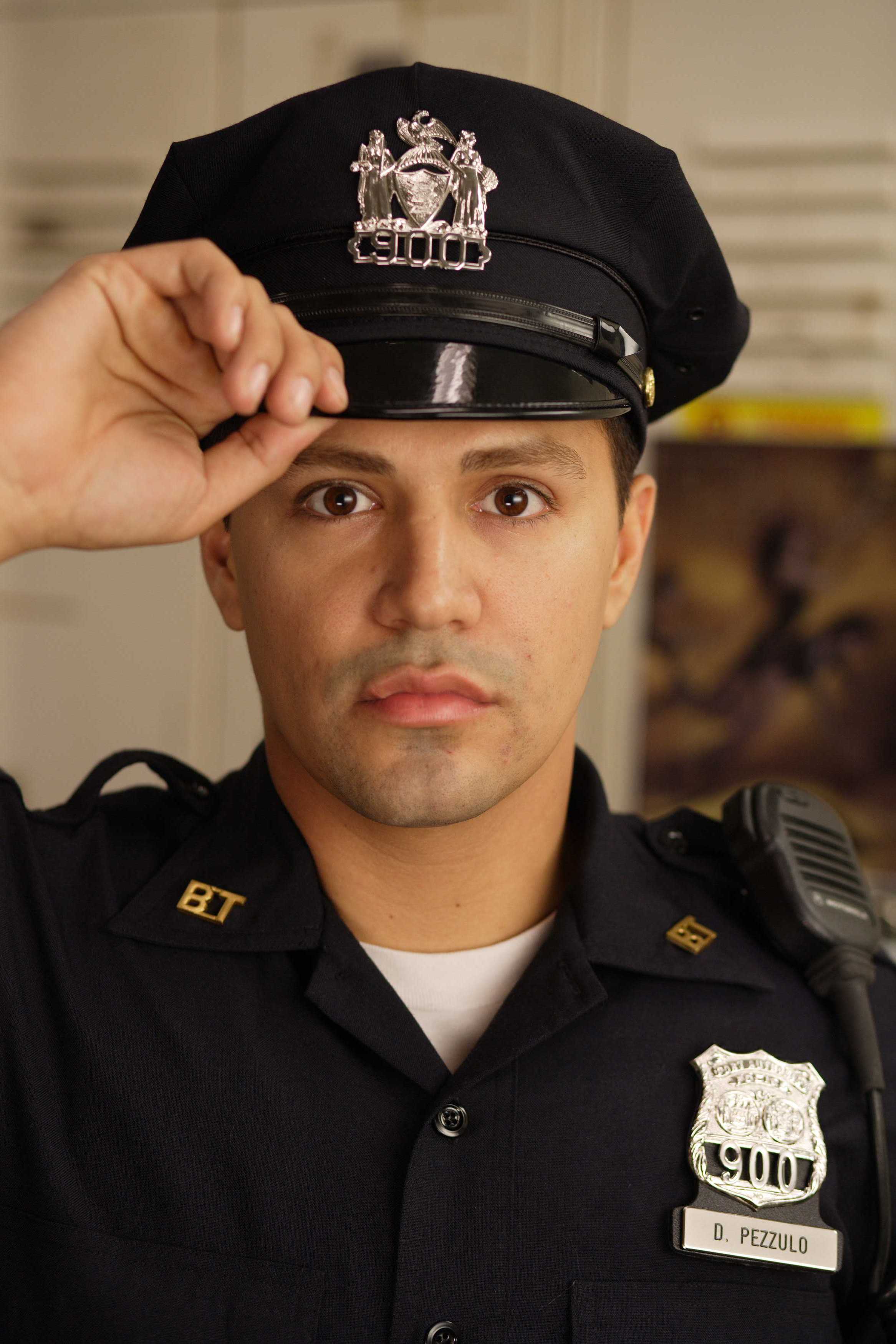 Jay Hernandez dans World Trade Center