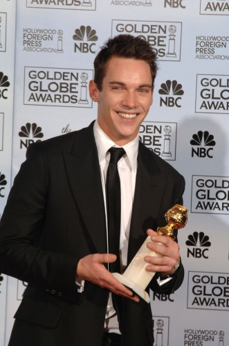 Jonathan Rhys Meyers, Golden Globe Winner