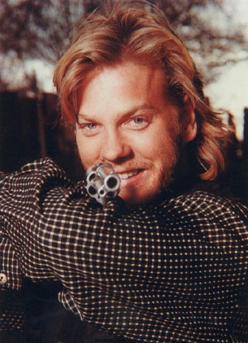 Kiefer Sutherland dans Young Guns