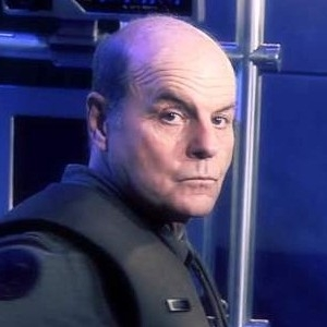 Michael Ironside dans Starship Troopers