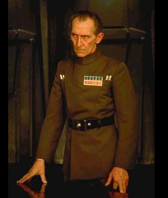 Peter Cushing dans Star Wars