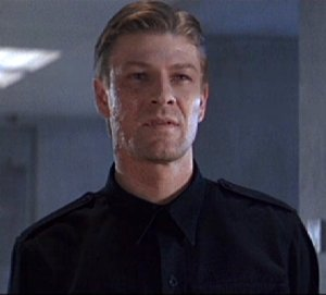 Sean Bean dans Goldeneye