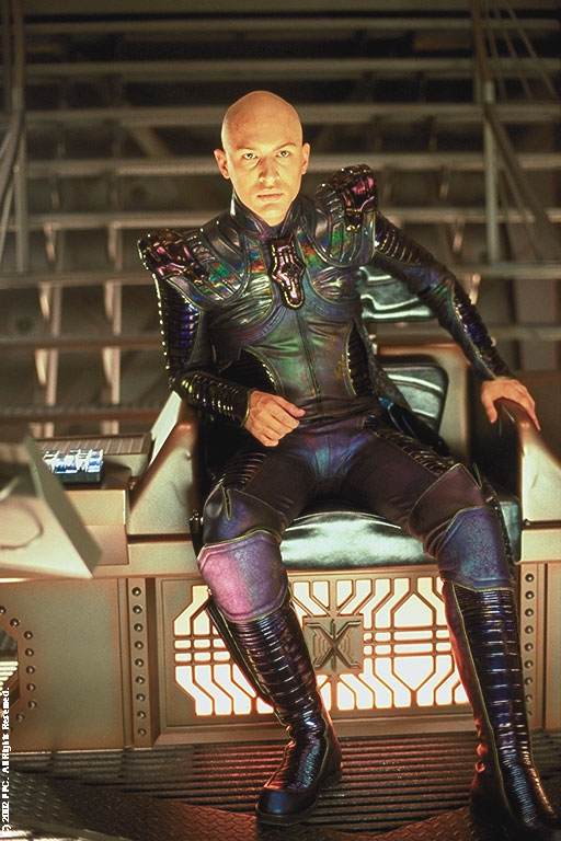 Tom Hardy dans Star Trek Nemesis