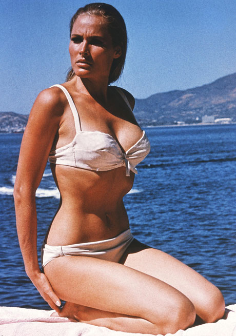 ursula andress vintage photos