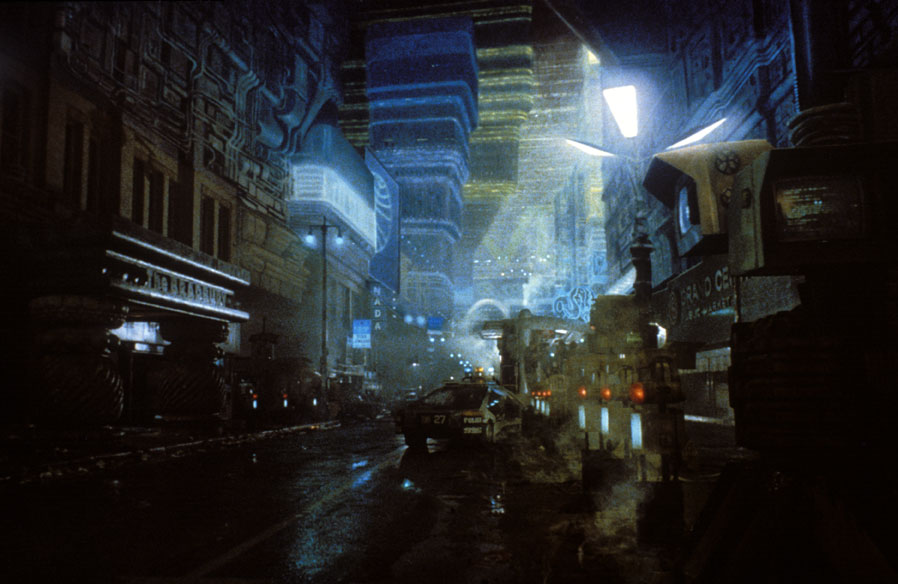 Blade Runner et son Los Angeles futuriste