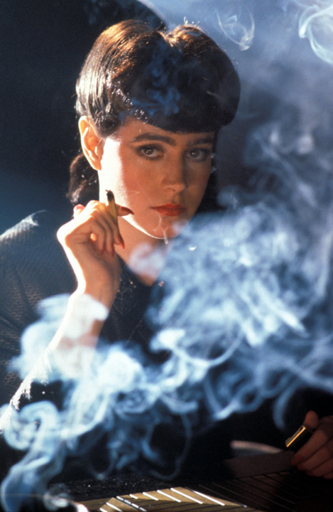 Sean Young dans Blade Runner
