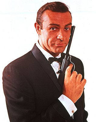 Sean Connery : son nom est Bond, James bond