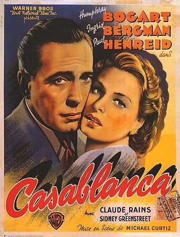 """Résultat de recherche d'images pour """"FILM CASABLANCA"""""""