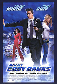 Cody Banks: agent secret