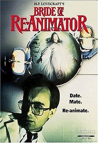 La fiancée de Re-Animator (1990)