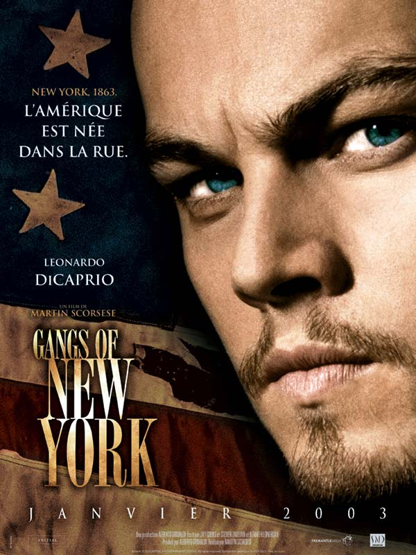 Gangs of New-York, de Martin Scorsese