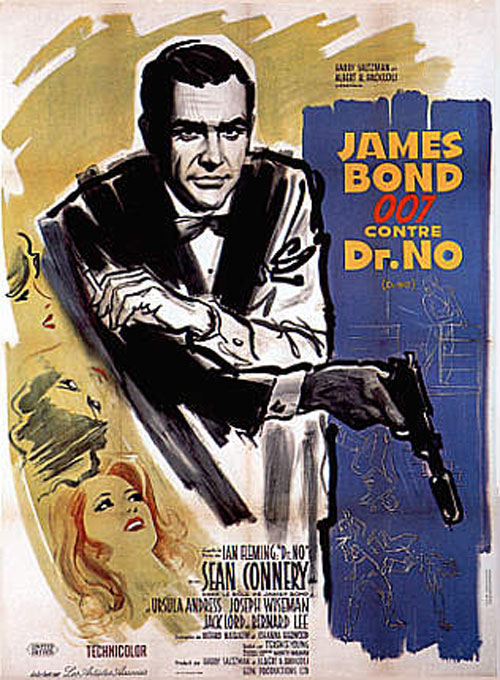 James Bond 007 contre le Docteur No