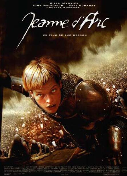 Jeanne d'Arc (1998) affiche