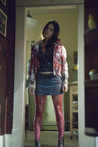 Megan Fox en sale état dans Jennifer's Body