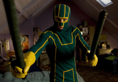 Kick-Ass, un super-hés pas vraiment super