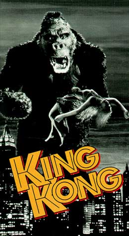 King Kong, le film original de 1933