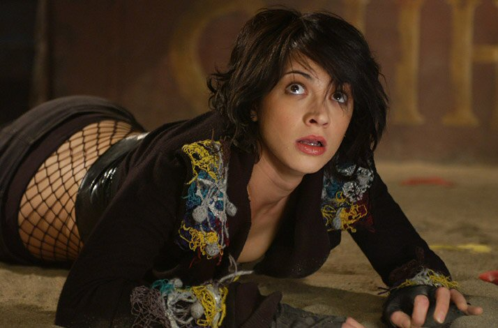 Asia Argento dans Land of the Dead: Le Territoire des morts
