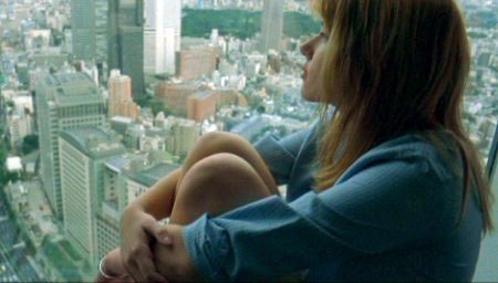 Scarlett Johansson dans Lost in translation