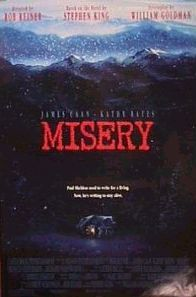 Misery, de Rob Reiner (1990)