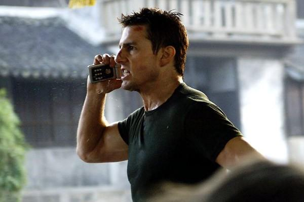 Tom Cruise dans Mission: Impossible III