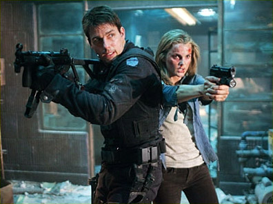 Tom Cruise et Keri Russell dans Mission: Impossible III