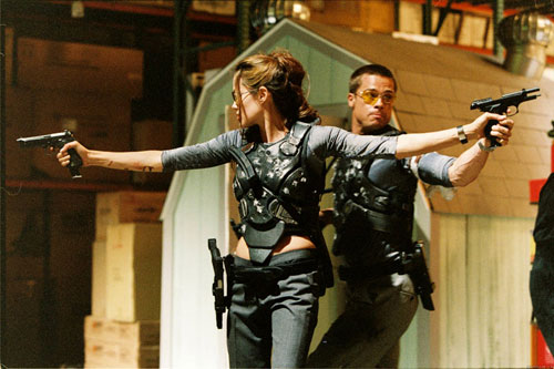 Mr and Mrs Smith, un film explosif