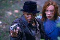 Samuel L. Jackson et Toni Collette Shaft