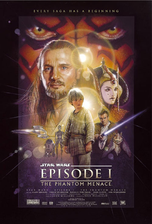 Star Wars épisode I: la menace fantôme