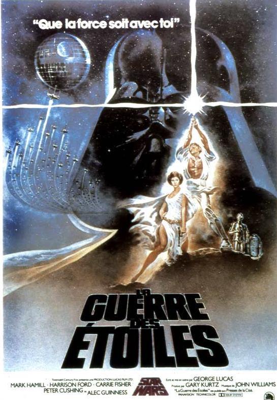 [Lucasfilm] Star Wars - les six premiers films (1977-2005) - Page 3 Affiche