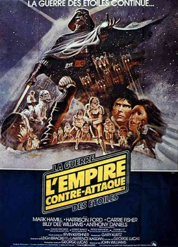 Star wars : Episode V - l'Empire contre attaque