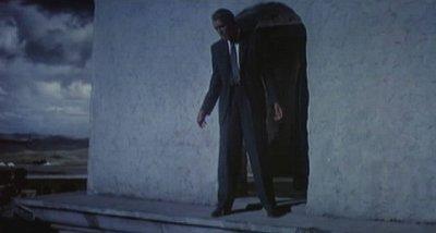 un James Stewart ayant vaincu son problème d'érection dans Sueurs froides