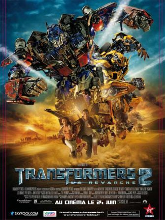 Transformers, la revanche