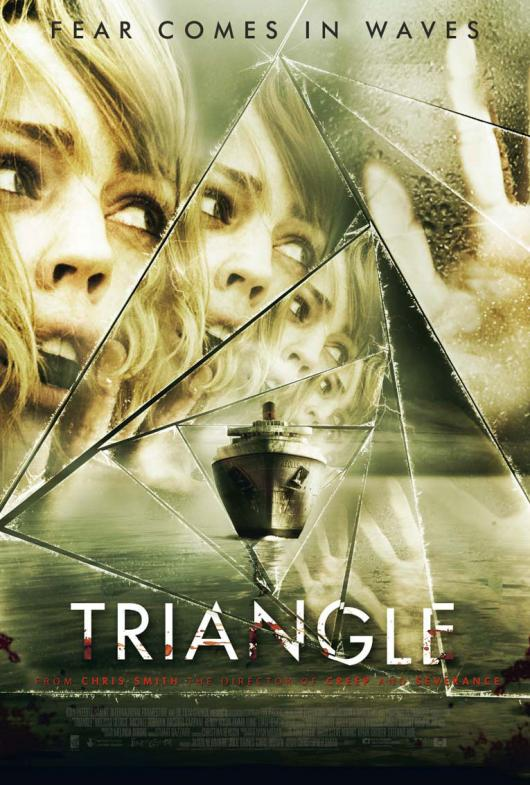 Affiche promotionnelle de Triangle, de Christopher Smith