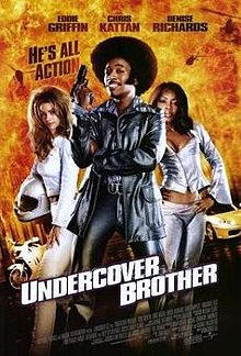 Undercover Brother : Un agent très secret