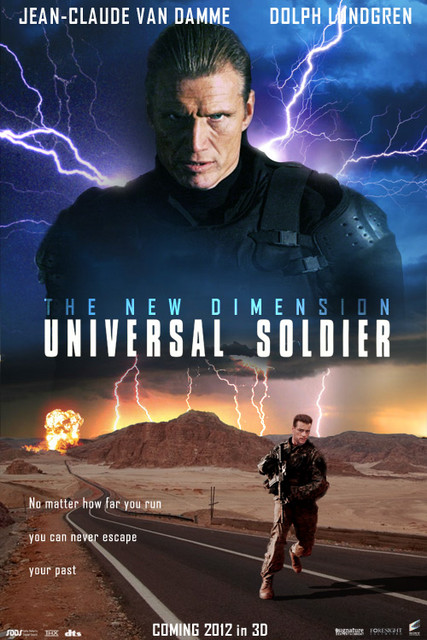 Universal Soldier: A New Dimension