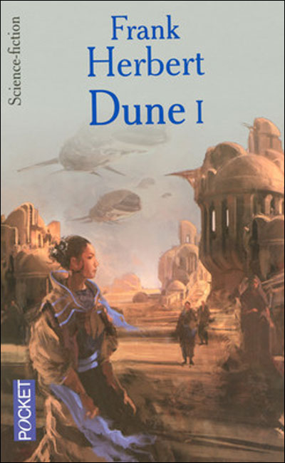 Dune, tome 1, collection Science Fiction, chez Pocket