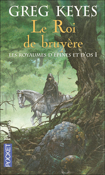 le roi de Bruyère, collection Fantasy, chez Pocket
