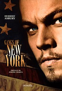 Gangs of New-York, chez Denoel