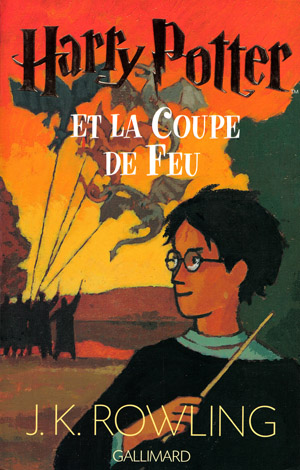 Harry Potter et la coupe de feu, Folio Junior