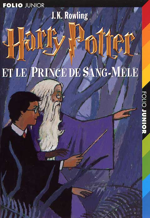 Harry Potter et le prince de sang-mêlé, Folio Junior