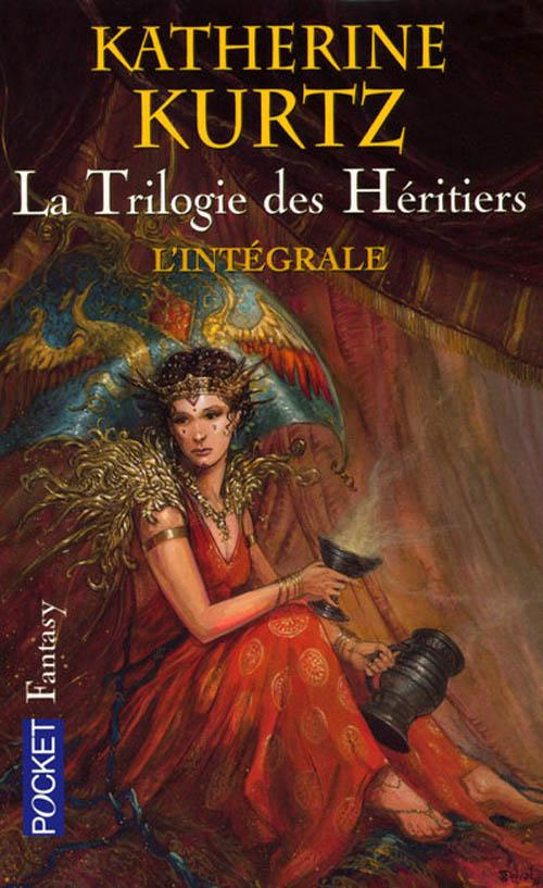 La Trilogie des héritiers, collection Pocket