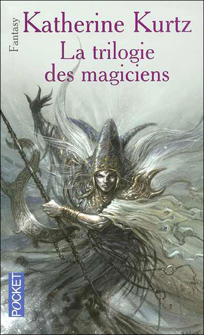 La Trilogie des magiciens, collection Pocket