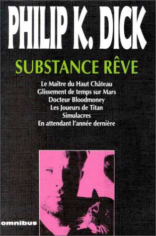 Substance rêve, collection Omnibus
